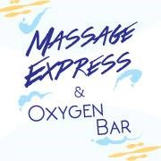 Logo Massage Express Panamá, Albrook Mall, Pasillo del Hipopotamo
